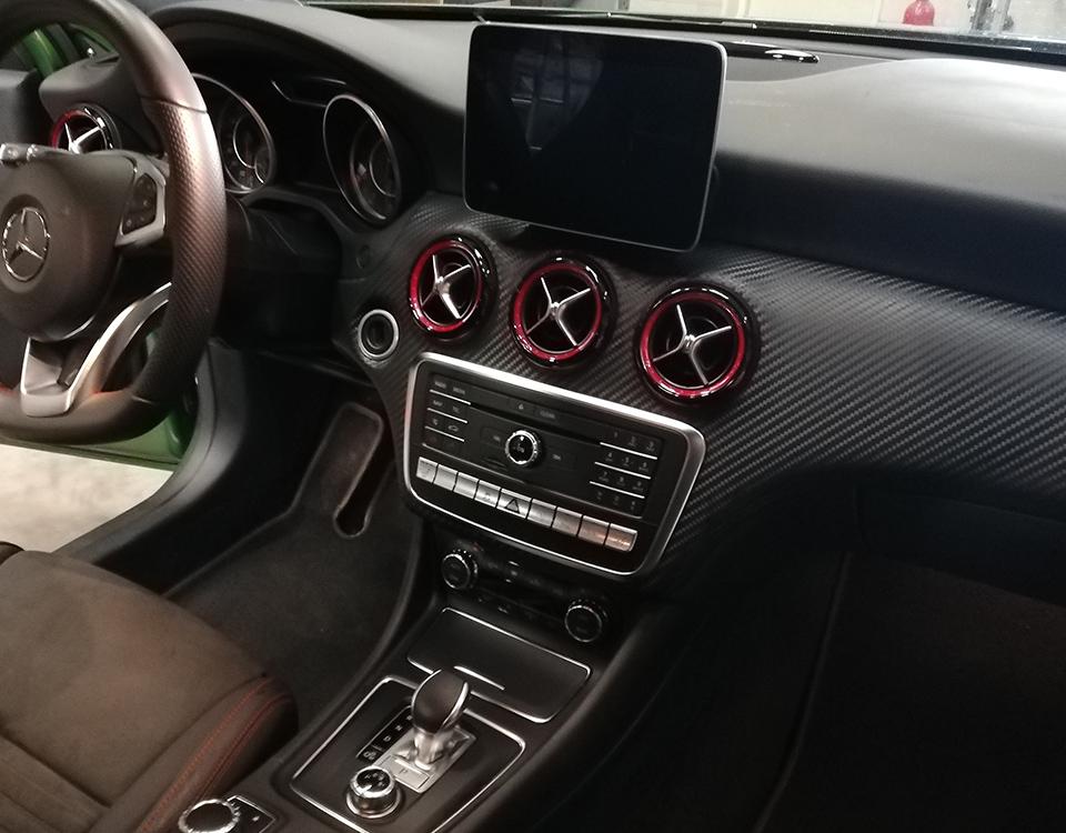 Audiosysteem auto