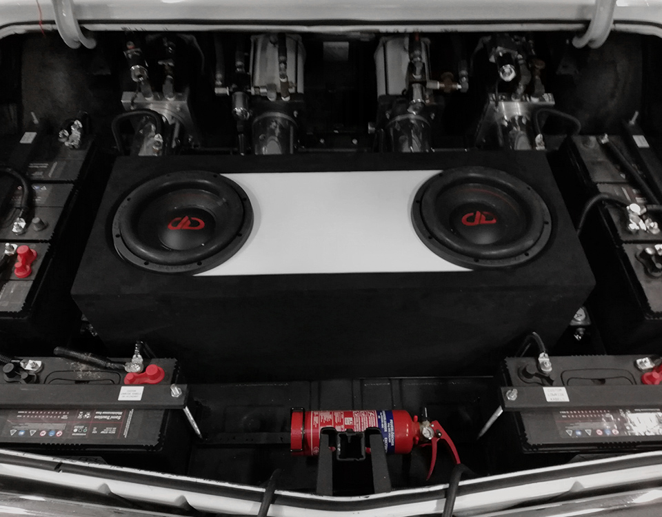 Car Audio Lammers Audio